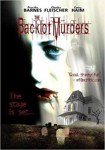 The Backlot Murders DVD Movie