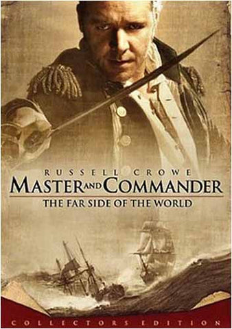 Master and Commander - The Far Side of the World (Widescreen Collector's Edition) (Boxset) DVD Movie