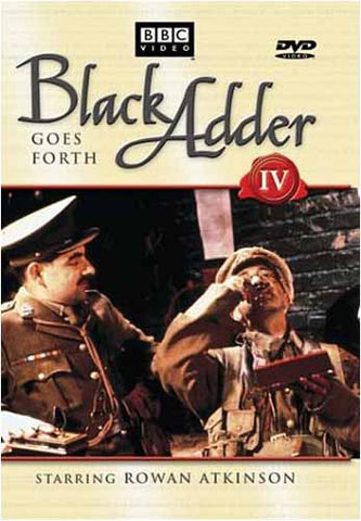Black Adder - Vol. IV - Black Adder Goes Forth DVD Movie