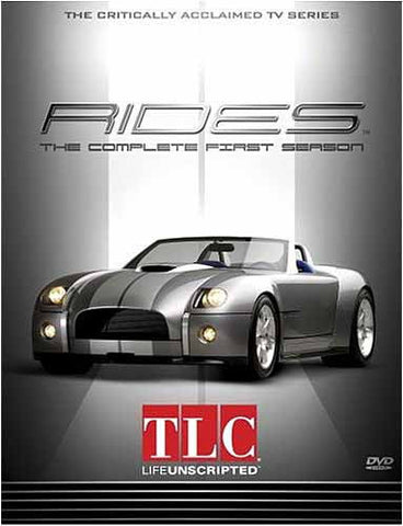 Rides - The Complete Season 1 (Boxset) DVD Movie