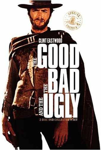 The Good, the Bad, and the Ugly - (Special Edition) DVD Movie