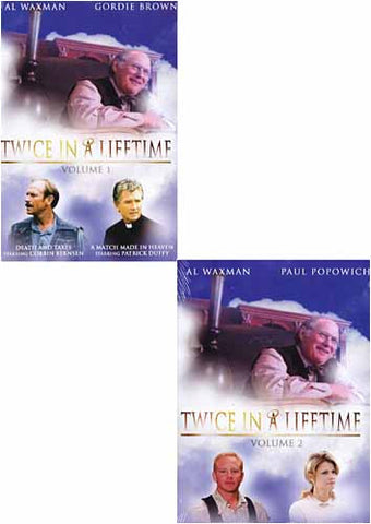 Twice In A Lifetime - Volume1 & 2 (2 Pack) (Boxset) DVD Movie