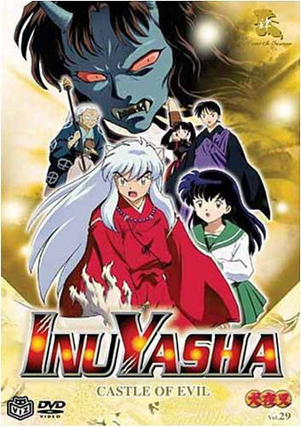 InuYasha - Castle of Evil - Vol.29 DVD Movie
