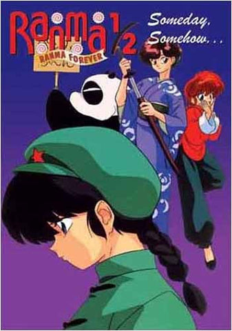 Ranma 1/2: Ranma Forever - Someday, Somehow DVD Movie