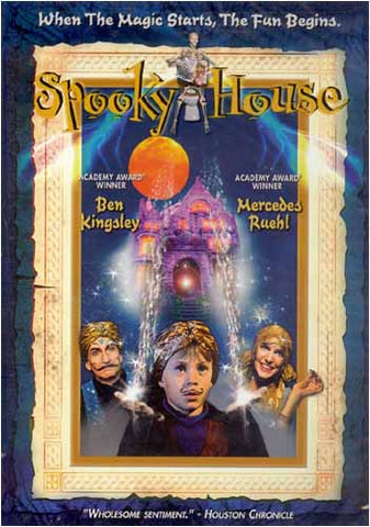 Spooky House DVD Movie