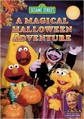 A Magical Halloween Adventure - (Sesame Street)