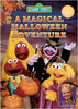 A Magical Halloween Adventure - (Sesame Street) DVD Movie