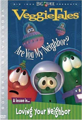 VeggieTales - Are You My Neighbor? DVD Movie