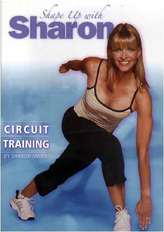 Shape Up With Sharon - Circuit Training DVD Movie