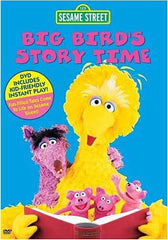 Big Bird's Story Time - (Sesame Street)