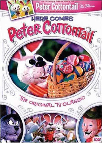 Here Comes Peter Cottontail - The Original TV Classic DVD Movie