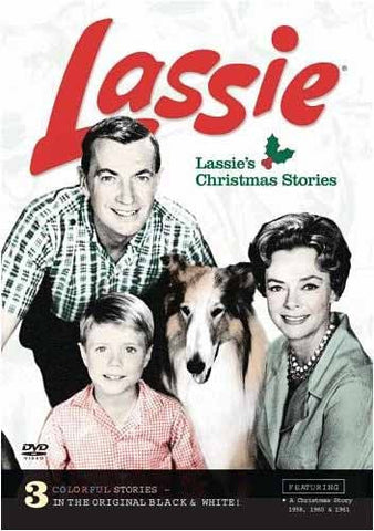 Lassie - Lassie's Christmas Stories - Vol. 1 DVD Movie