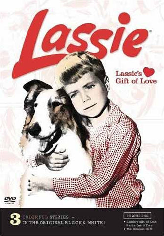 Lassie - Lassie's Gift of Love - Vol . 2 DVD Movie
