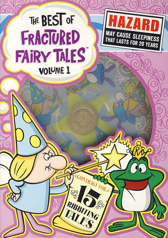 The Best of Fractured Fairy Tales -Vol. 1 DVD Movie