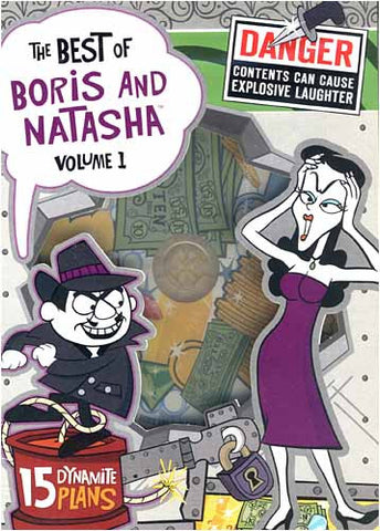 The Best of Boris and Natasha - Vol. 1 DVD Movie