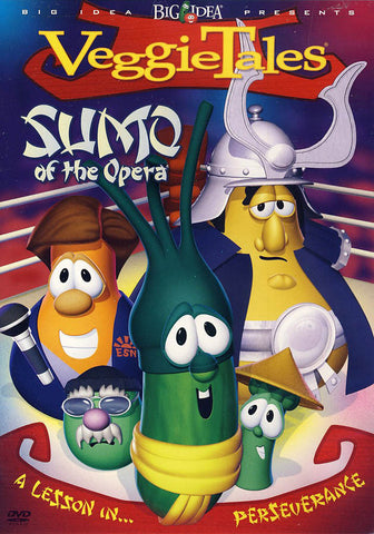 VeggieTales - Sumo Of The Opera DVD Movie