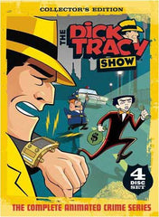 The Dick Tracy Show - The Complete Animated Crimes Series (Collector's Edition) (Boxset)