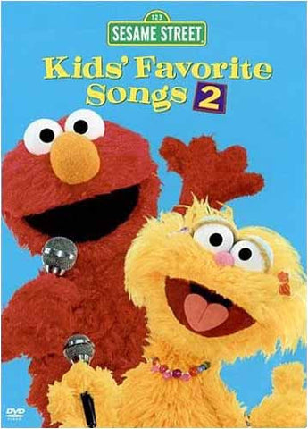 Kids' Favorite Songs 2 - (Sesame Street) DVD Movie