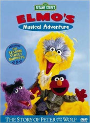Elmo's Musical Adventures - (Sesame Street)
