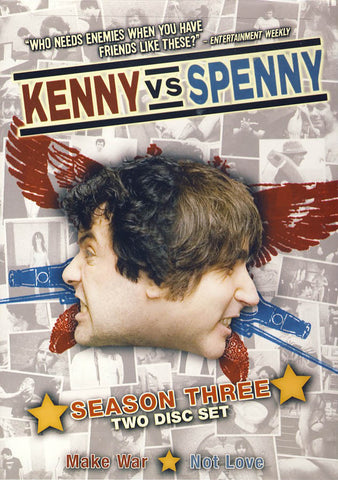 Kenny Vs. Spenny - Season 3 Three (Boxset) DVD Movie