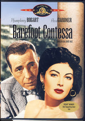 The Barefoot Contessa (MGM) (Bilingual)