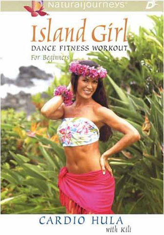 Island Girl Dance Fitness Workout for Beginners: Cardio Hula DVD Movie