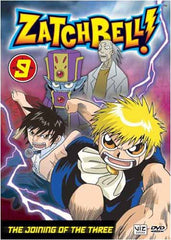 Zatch Bell! - Vol. 9 -the joining of the three