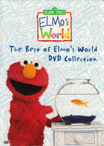 Sesame Street - The Best Of Elmo's World DVD Collection (Boxset) DVD Movie