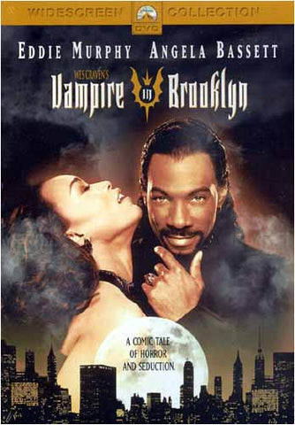 Vampire in Brooklyn DVD Movie
