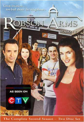 Robson Arms - The Complete Second Season (Season 2) DVD Movie
