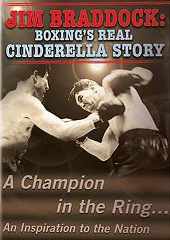 Cinderella Man: Jim Braddock - The Real Story DVD Movie