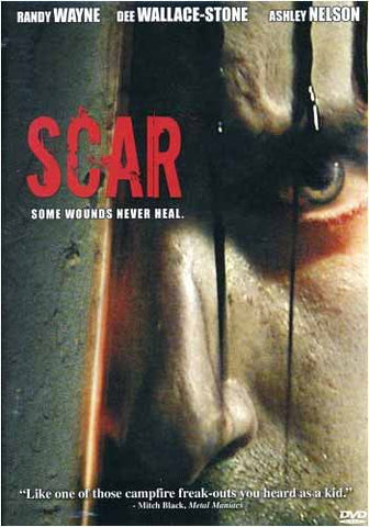 Scar - Some Wounds Never Heal DVD Movie