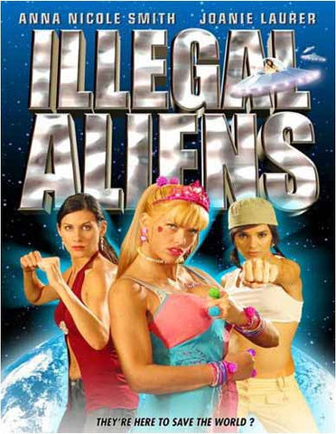 Illegal Aliens DVD Movie