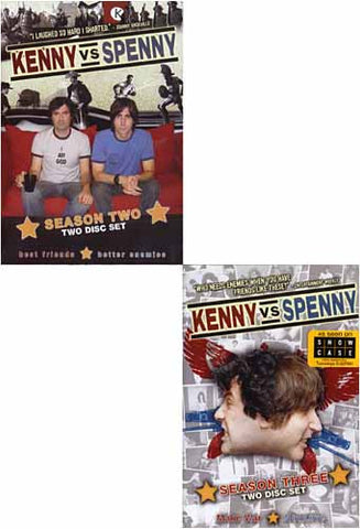 Kenny Vs. Spenny - Season 2 / 3(2 Pack) (Boxset) DVD Movie