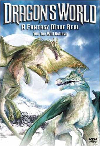 Dragon's World: A Fantasy Made Real DVD Movie