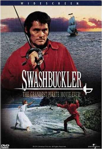 Swashbuckler DVD Movie