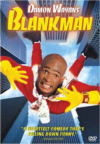 Blankman DVD Movie