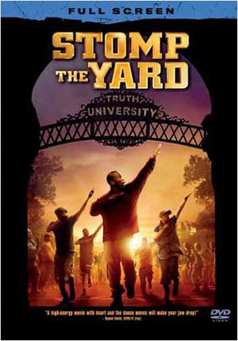Stomp the Yard (Full Screen) DVD Movie