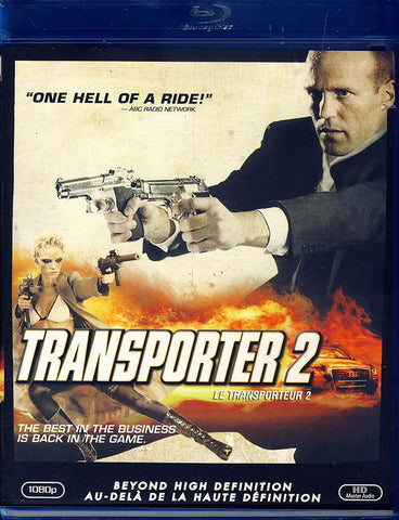 Transporter 2 (Blu-ray) (Bilingual) BLU-RAY Movie