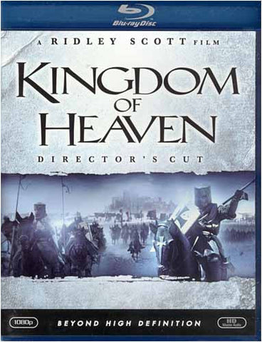 Kingdom of Heaven (Director s Cut) (Blu-ray) BLU-RAY Movie