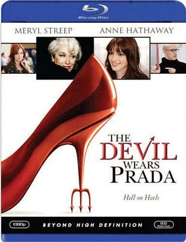 The Devil Wears Prada (Blu-ray) BLU-RAY Movie