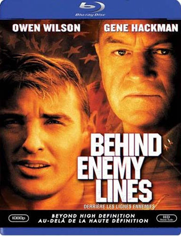 Behind Enemy Lines (Blu-ray) (Bilingual) BLU-RAY Movie