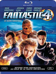 Fantastic Four (Blu-ray) (Bilingual)