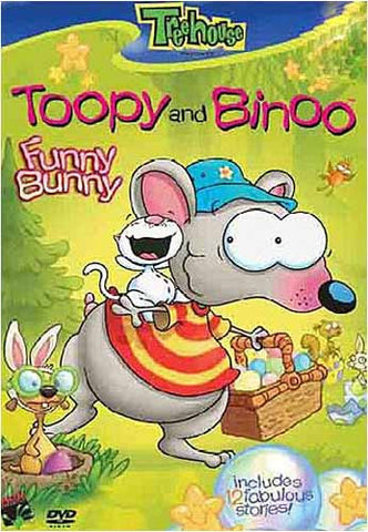 Toopy and Binoo - Funny Bunny DVD Movie