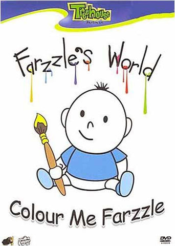 Farzzle's World - Colour Me Farzzle DVD Movie