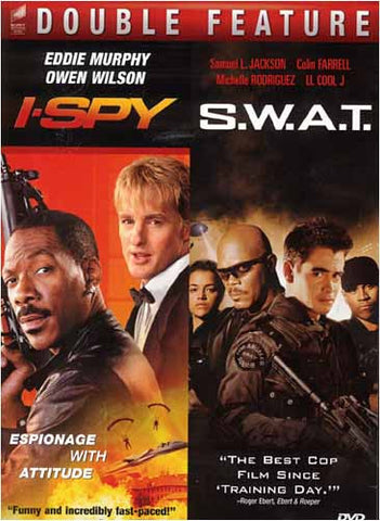I-Spy / S.W.A.T. - Double Feature DVD Movie