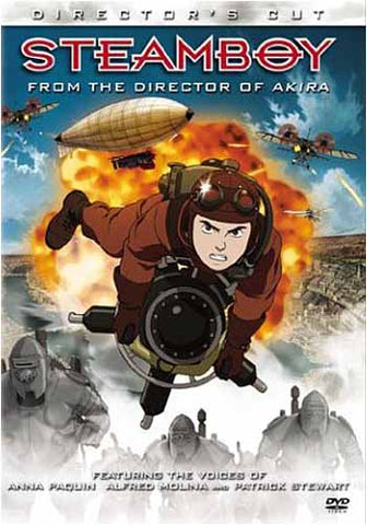 Steamboy - Director's Cut DVD Movie