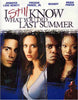 I Still Know What You Did Last Summer DVD Movie