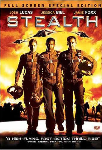 Stealth (Two-Disc Full-Screen Edition) DVD Movie