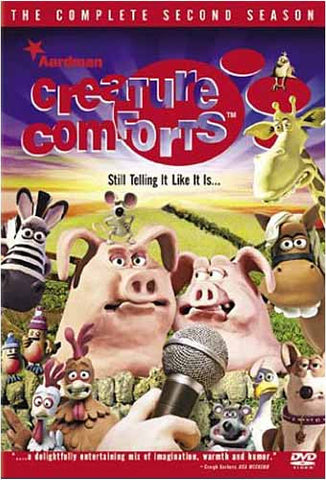 Creature Comforts - The Complete Second Season DVD Movie